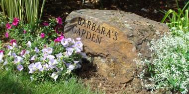 Barbara's Garden Slider