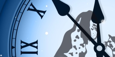 New Year's Eve Raffle Banner - Version 2